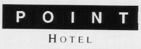 In collaboration with Point Hotel