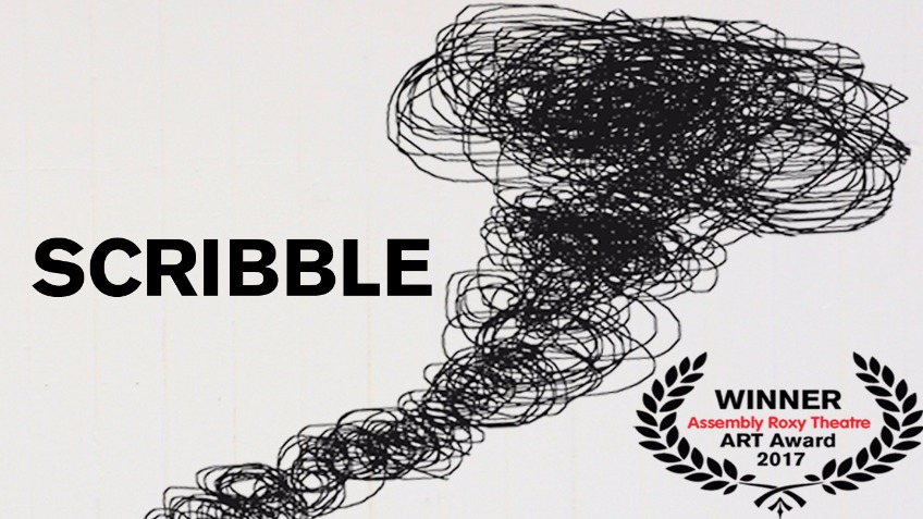 Fringe review: Scribble by Emma McCaffrey