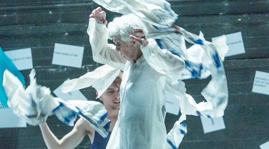 Fringe review: Lear by Nicola Tuxworth