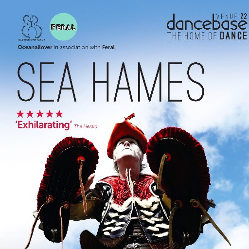 Fringe review: Sea Hames by Nicola Tuxworth