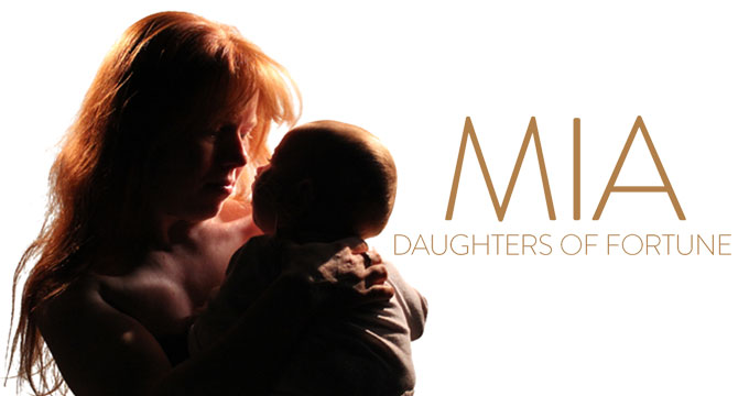 Fringe review: Mia Daughters of Fortune by Emma McCaffrey