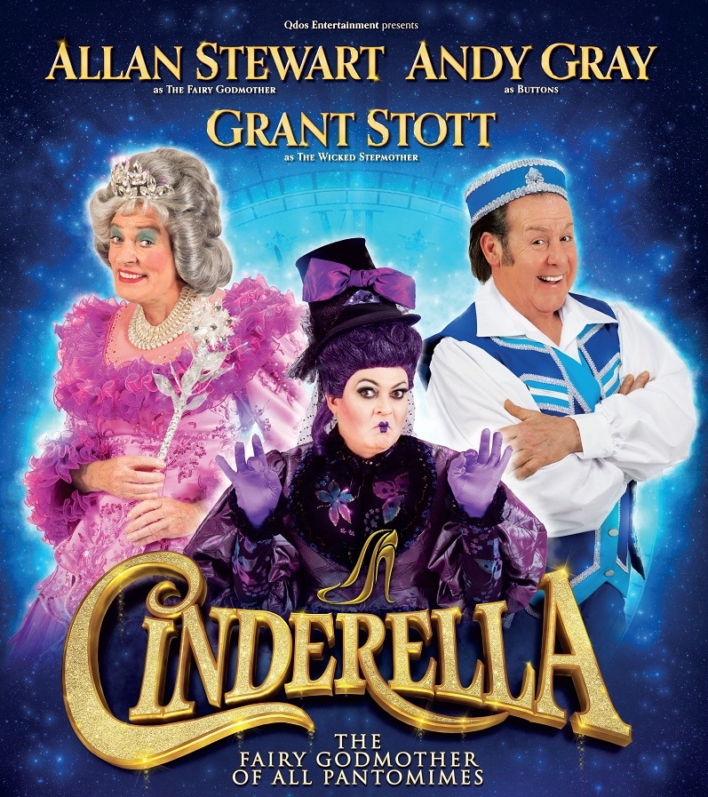 Lung Ha's Nicola Tuxworth shares her views on Cinderella, King's Theatre's panto!