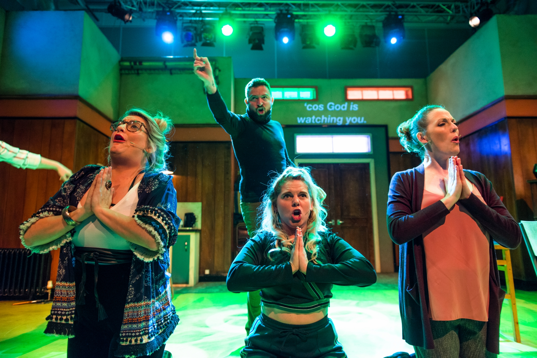 REVIEW My Left/Right Foot - The Musical at the Edinburgh Fringe