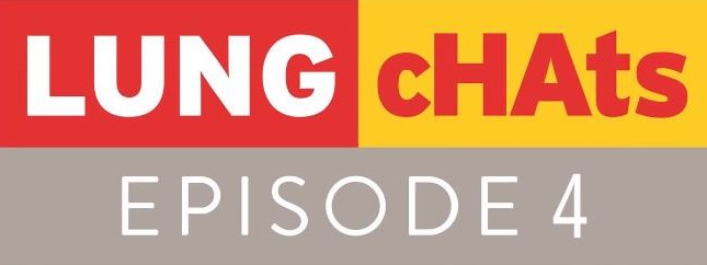 #LungChats episode 4 is here!