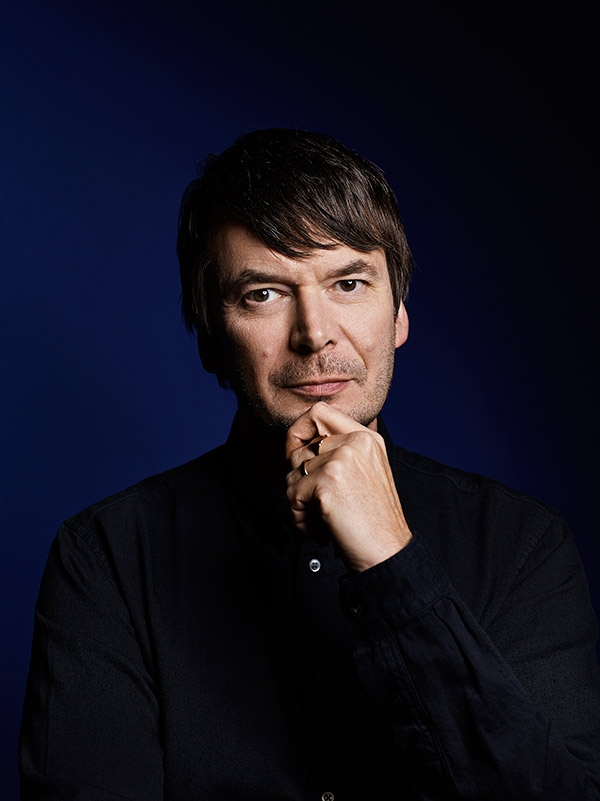 LUNG cHAts Live with Ian Rankin