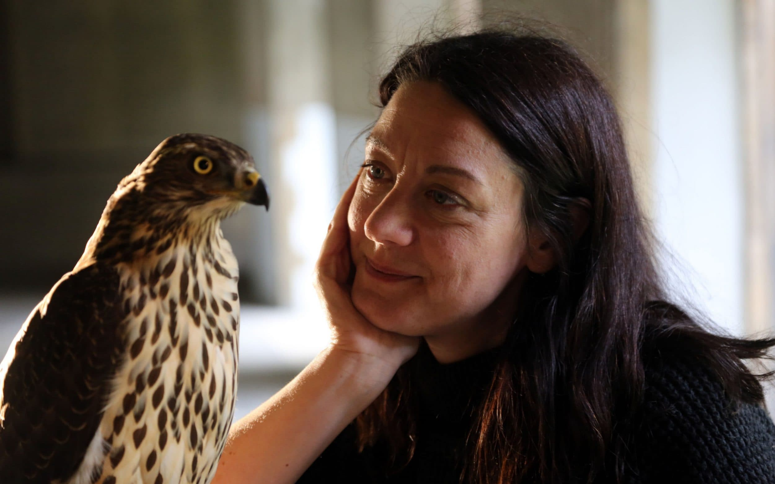 Lung Ha Reviews: Helen Macdonald. The Natural World Beyond 'H is For Hawk'